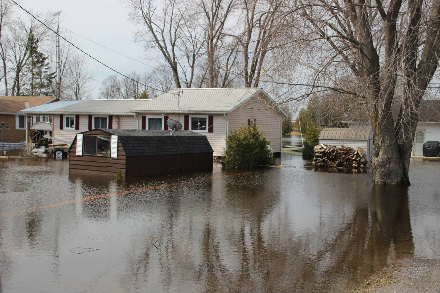 Protecting People & Property from Flooding